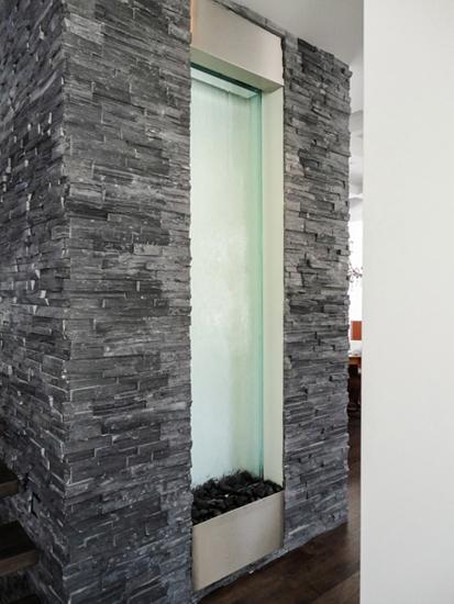 Separation Mur Interieur murs d'eau - création espace d'eau